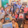 【月に1度、私は女子になる】女性限定! 『うふふっ♪ な読書会』に参加してきました!
