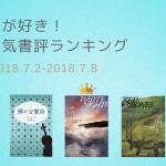 【本が好き!ランキング】今週の1位はイギリスの作家・アン・クリーヴスによる「シェトランド四重奏」シリーズから『白夜に惑う夏』